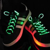 led-shoelace-green